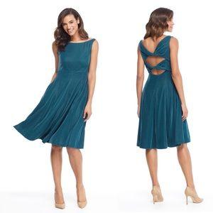 NWT GMG Christine Velvet Dress
